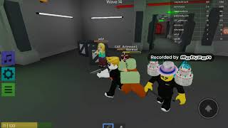 Zombie Russian in Roblox.
