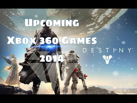 Upcoming Xbox 360 Games For 2014 HD