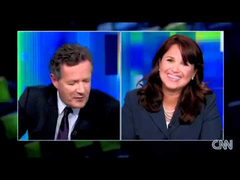 Christine O'Donnell Walks Off Piers Morgan Interview