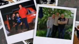 Слайд-шоу папе на юбилей 50 лет  от дочери