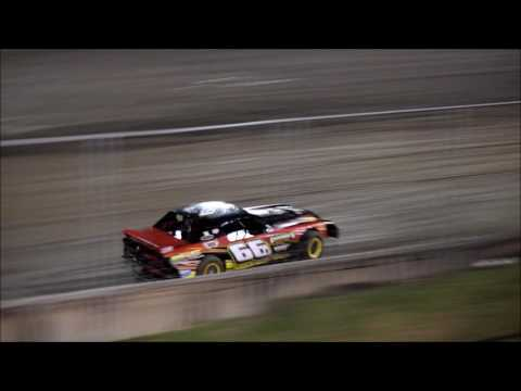 RIVERSIDE INT SPEEDWAY HOBBY STOCK 6 17 17