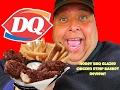 DQ® Honey BBQ Glazed Chicken Strip Basket Review!!!