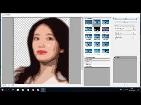 Tutorial Membuat Efek Kartun dengan Adobe Photoshop thumbnail