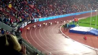 Zlata tretra 2015 200m mens Usain Bolt