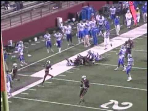 Mark Fisher, Offensive Lineman, Middle Tennessee State, Game Footage (at Right Tackle)
