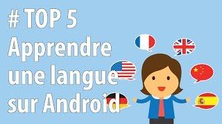[TOP 5] Applications pour apprendre une langue