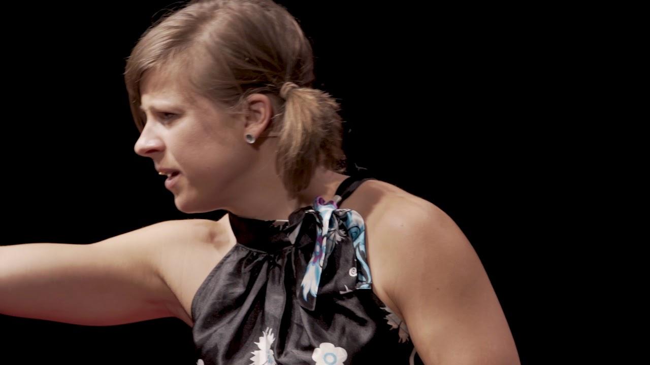 Kein Hindernis ist zu groß. | Friederike Feil | TEDxTuebingen