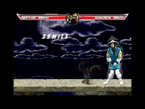 Mortal kombat project 4 1 v6