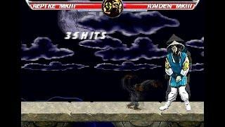 Mortal Kombat Project 4.7 - Supreme Demonstration