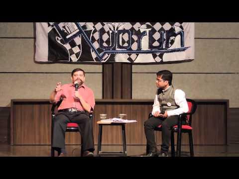 Renowned Marathi Author Achyut Godbole Interview part 4