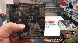 Fr, 12.13.19 || 8Box (Jumbo) PYT #13 || 2019 Bowman Draft Baseball (MLB)
