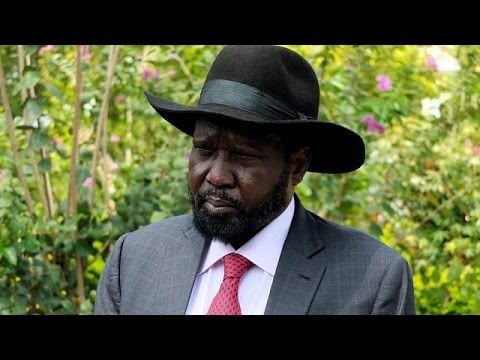 Salva Kiir speaks for the first time about July 8 shootings