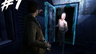 #Silent Hill Shattered Memories (ppsspp) emulator gameplay part 1 on nexus 7 (2nd generation)