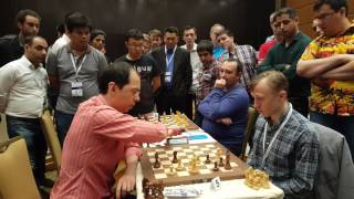 Eurasian Blitz Chess Cup, Almaty, Kazakhstan. XIX - round.  19. 06. 2016(, 2016-06-19T10:00:26.000Z)