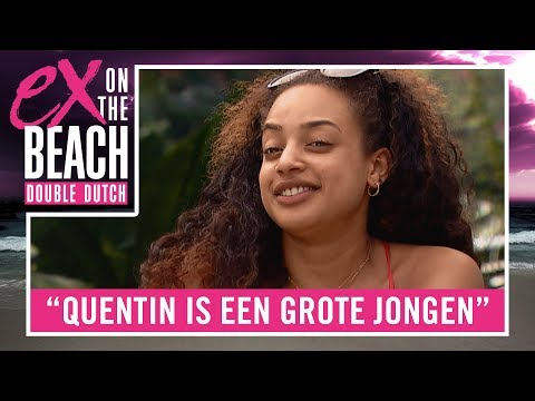 'Dan weet je wel wat er in QUEN z'n BROEKJE zit' | Ex on the Beach: Double Dutch - TMATNB