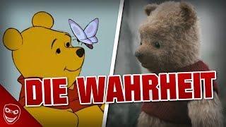 Die gruselige Wahrheit hinter Winnie Puuh und Christopher Robin!