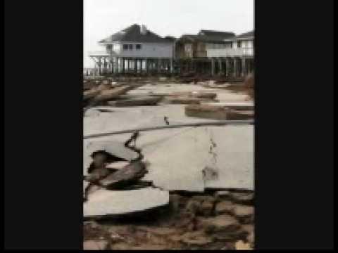Hurricane Ike Slide Show