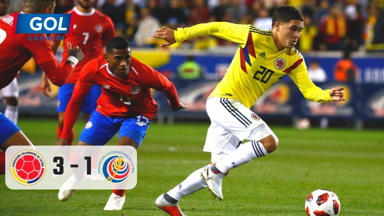 02552212a7e Colombia vs Costa Rica (3-1)