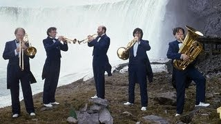 "Canadian Brass  ""Ding Dong Merrily On High"""
