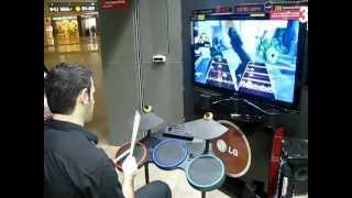 System of a Down - B.Y.O.B. // Guitar and drums [Guitar Hero: World Tour - PS3]