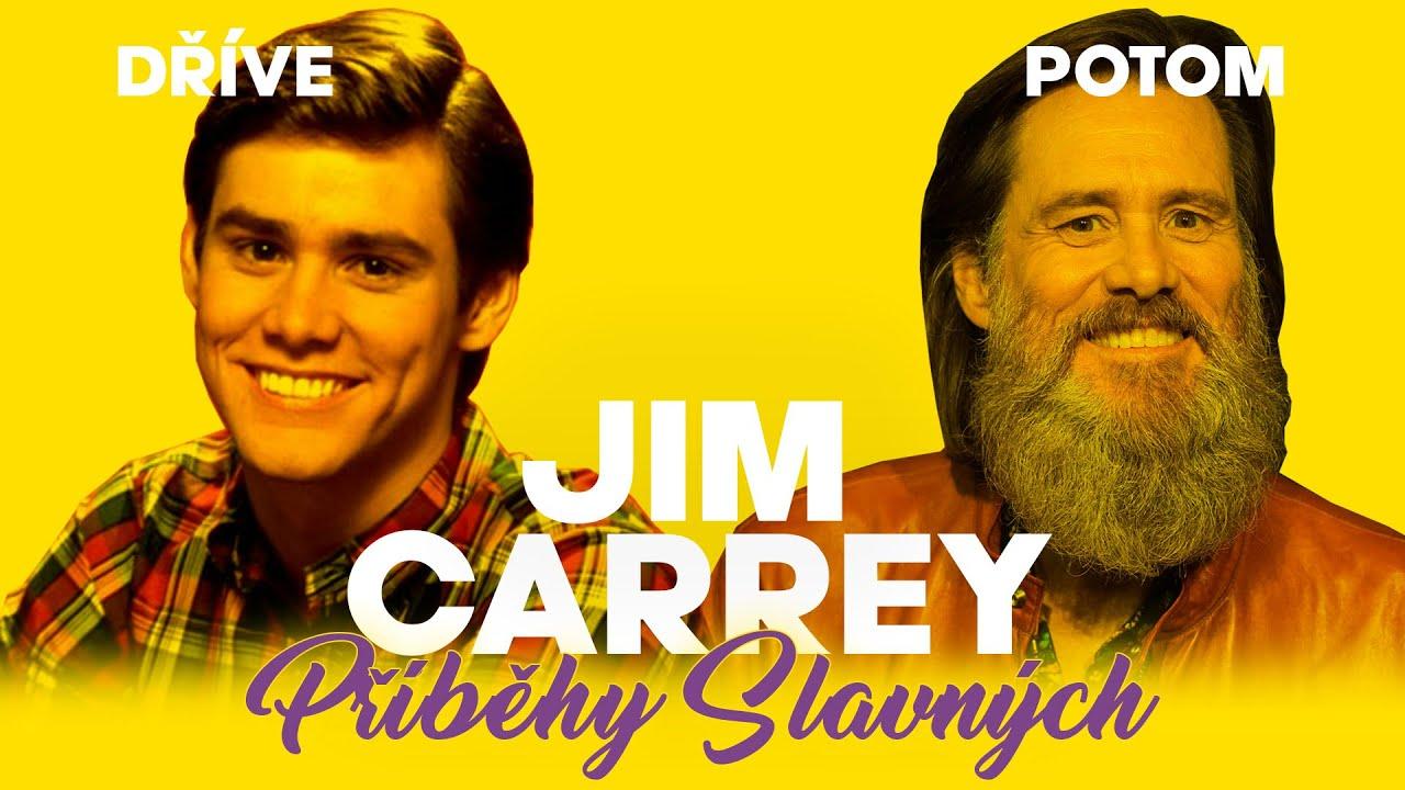 JIM CARREY: Rozesmál celý svět, sám ale propadl depresím