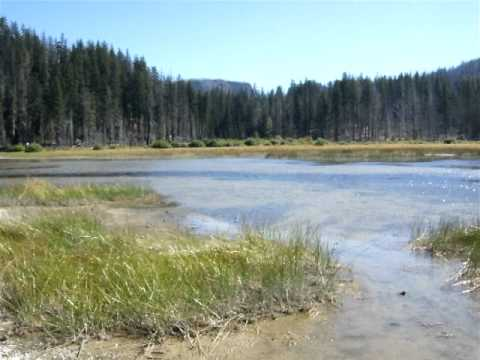 Drain hole for lost lake on santiam pass oregon youtube for Lost lake oregon fishing