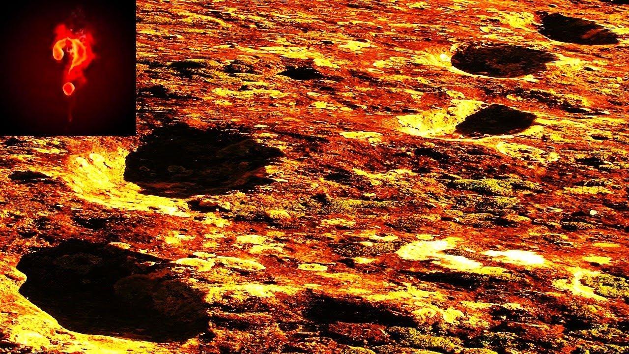 """👣 """"Devils Footprints"""" Found In Molten Lava? 😈"""