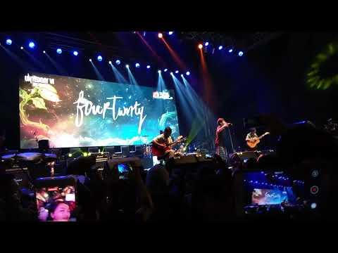 FOURTWNTY - ZONA NYAMAN Live at HELLPRINT 2018