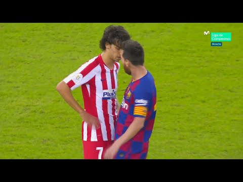 Joao Felix Vs Barcelona Supercopa (N) 20-21 HD 1080i By H4HDTV
