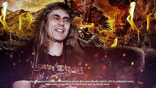 """GRAVE DIGGER – """"Lions of the Sea"""" Extended Guitar Playthrough & Track by Track 