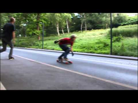 Longboarding | Riders In Paris