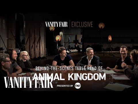 """Leave Her Alone"" Table Read  Animal Kingdom  Vanity Fair"
