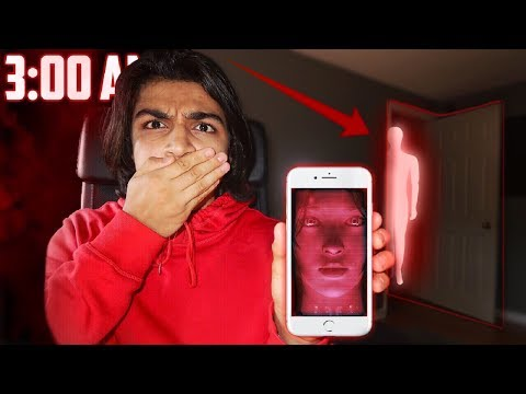 (SIRI SLAPPED ME!) DO NOT TALK TO SIRI AT 3:00 AM | *THIS IS