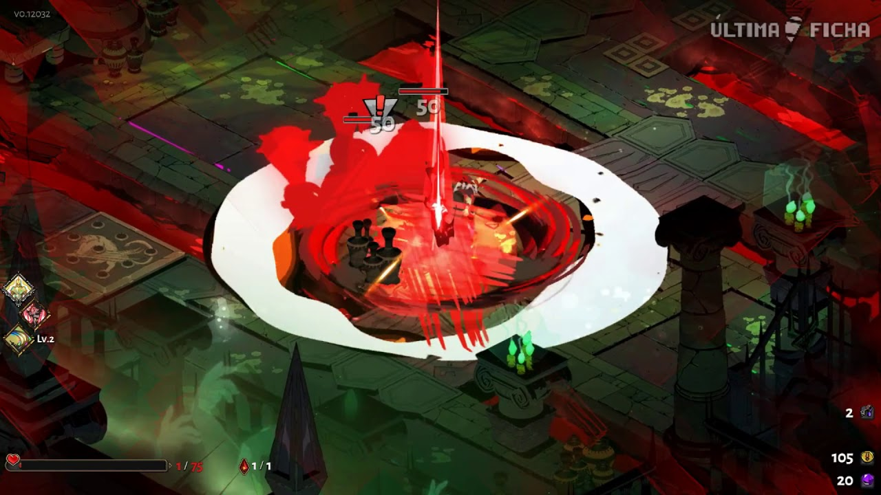 Hades Gameplay da Supergiant Games
