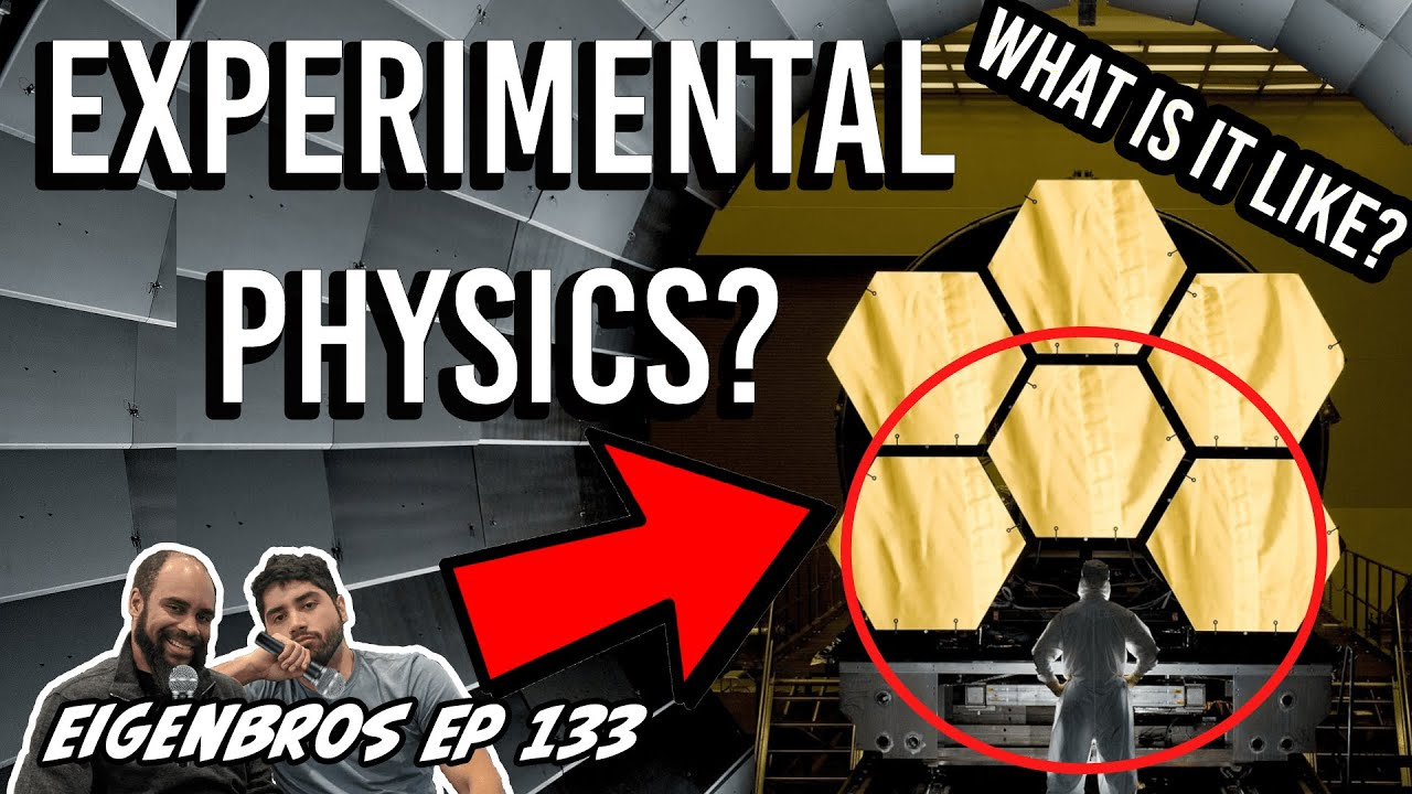 Download Eigenbros ep 133 - Life of an Experimental Physicist