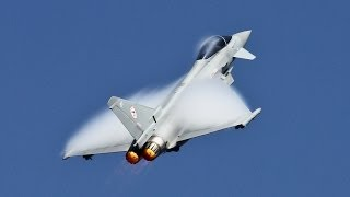 Eurofighter Typhoon FGR4 BAE Systems