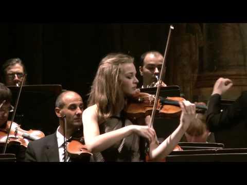 Laura Marzadori - Beethoven Violin Concerto 3rd Mov.