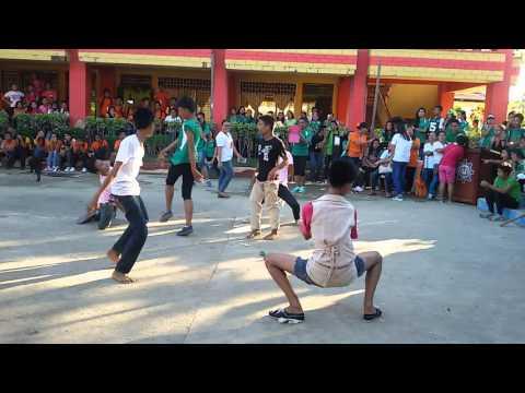 Alcantara National High school... ENG DAY. 😂😂