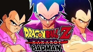 BADMAN VEGETA IS BACK!!! - Dragon Ball Z: Kakarot