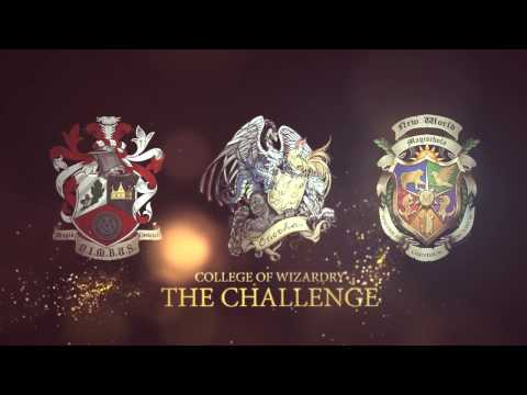 College of Wizardry: The Challenge - Trailer