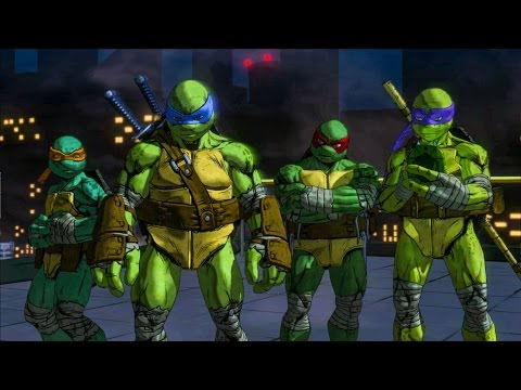 Teenage Mutant Ninja Turtles™: Mutants in Manhattan Announce Trailer