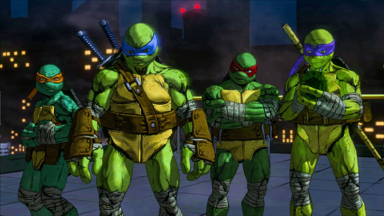 Teenage Mutant Ninja Turtles Mutants In Manhattan Announce Trailer Youtube