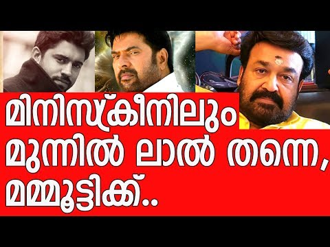 Malayalam Cinema - Television Records- 1st Mohanlal Movie