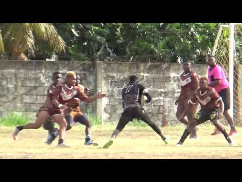 Jamaica Rugby League Bulls vs GC Foster Knock Out Cup 2017