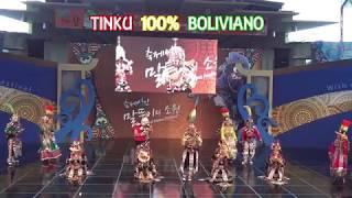 TINKU DE BOLIVIA - COREA DEL SUD