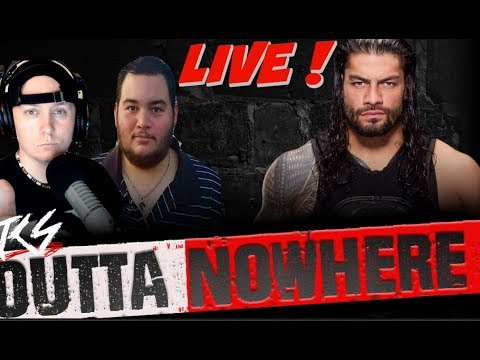 Outta Nowhere !! #91 - Smackdown LOW Attendance  WWE Suffering