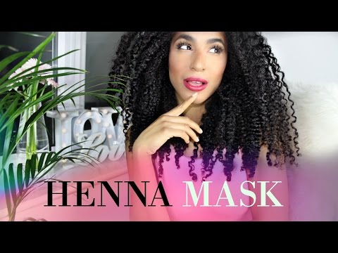 MUST SEE: Updated henna and fenugreek mask and application