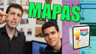 Dica de App: Google Maps e Nokia Maps