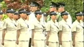 Repeat youtube video RHKP Passing Out Parade 1st,May 1993