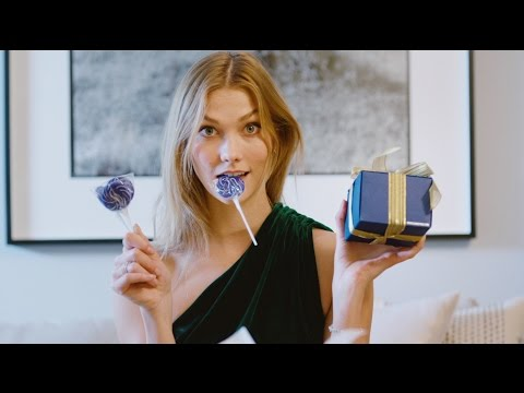 How To Prep for a Holiday Party | Karlie Kloss